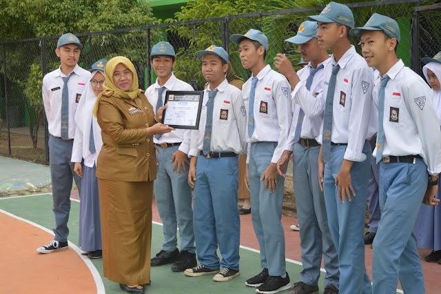 SISWA SMAN 14 BANDAR LAMPUNG JUARA FAVORITE SAIMALA SHORT MOVIE COMPETITION SAIMALA HIMALAYA 2018 UNIVERSITAS INDONESIA