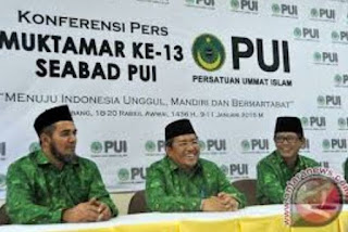 PUI Adakan Diskusi Pra Muktamar XIII 2014