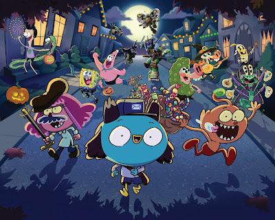 Nickalive Nickelodeon Usa Celebrates Halloween With