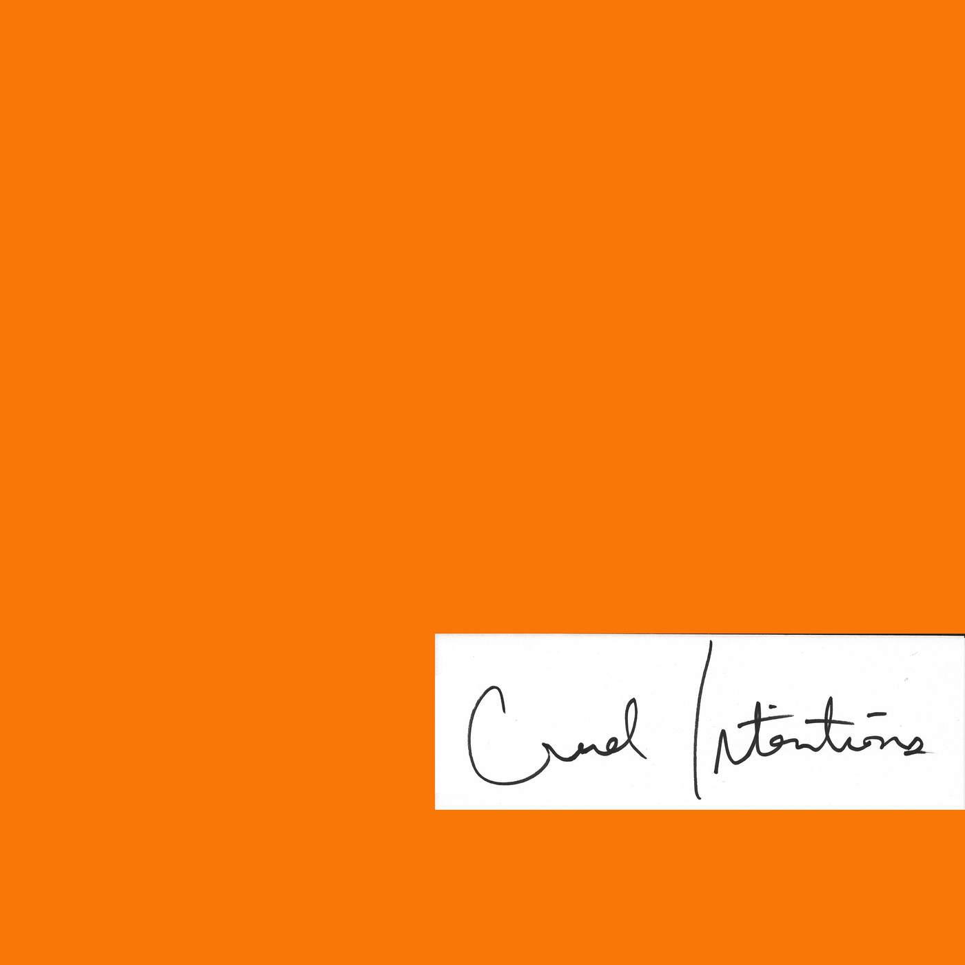 JMSN - Cruel Intentions - Single Cover