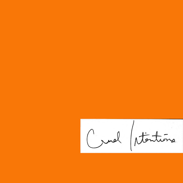 JMSN - Cruel Intentions - Single Cover