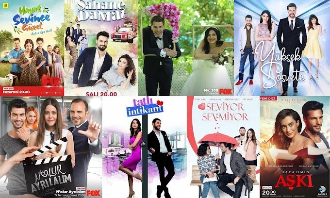 Yaz Sezonu İzlediğim Türk Dizileri (2016)