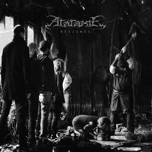 Ataraxie résignés funeral doom metal extreme doom death metal