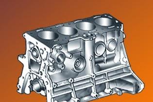 Mengenal Konstruksi Blok Mesin Silinder