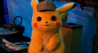 Keren, Para Pokemon Menjadi Hidup Di Trailer Perdana Detective Pikachu