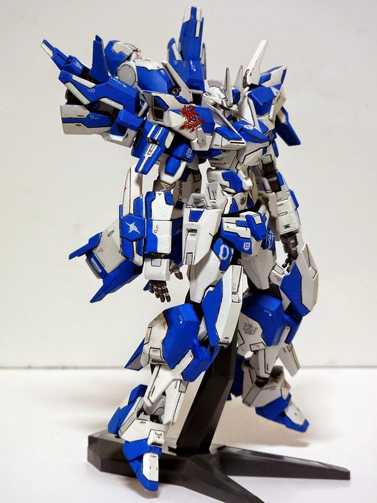 144 Best Images About Spa Decor On Pinterest: Custom Build: 1/144 Nu AGE Gundam