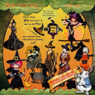 Family & Halloween 2017 freebie