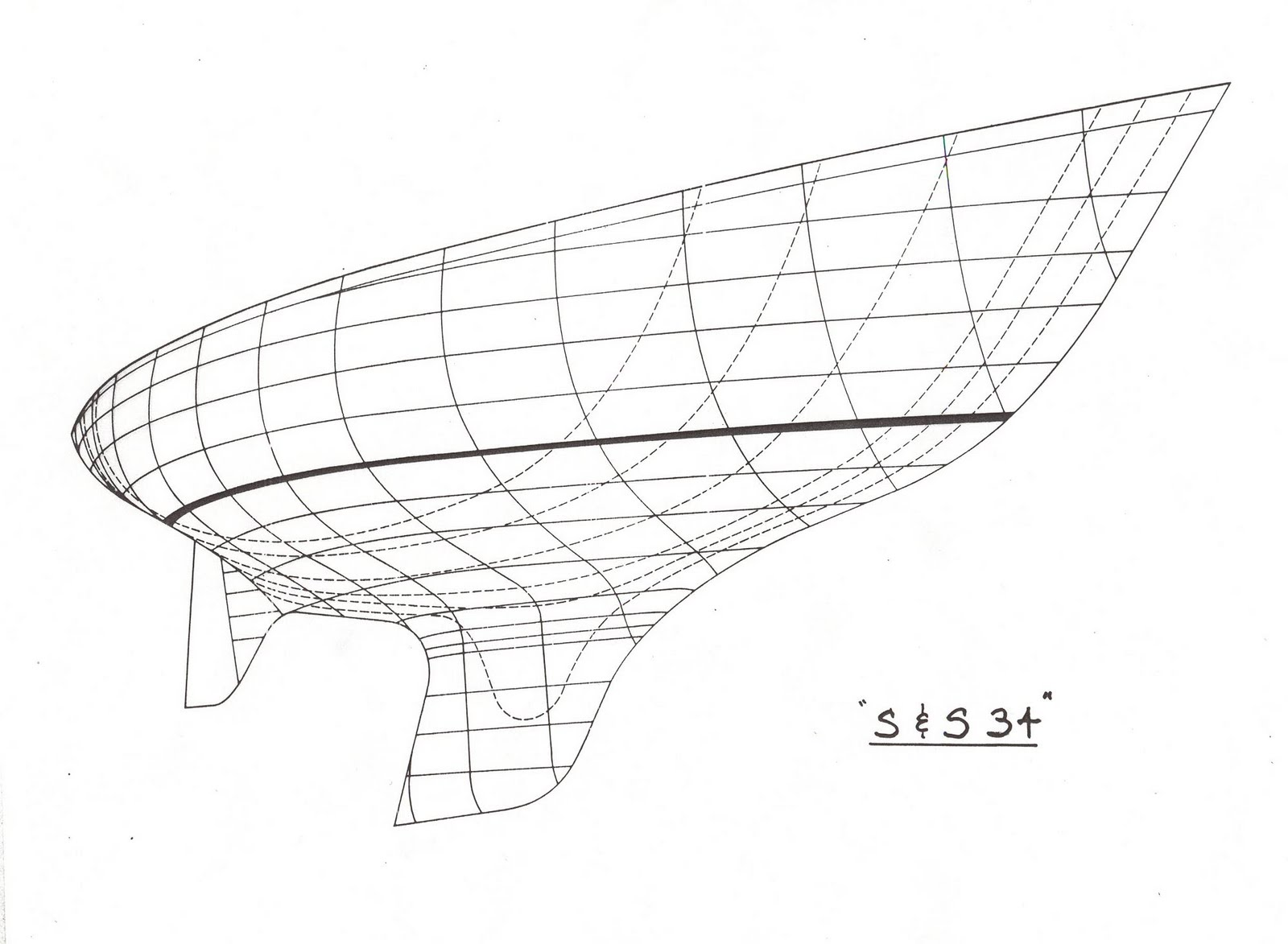 Where to get Sailboat hull design types ~ Jamson