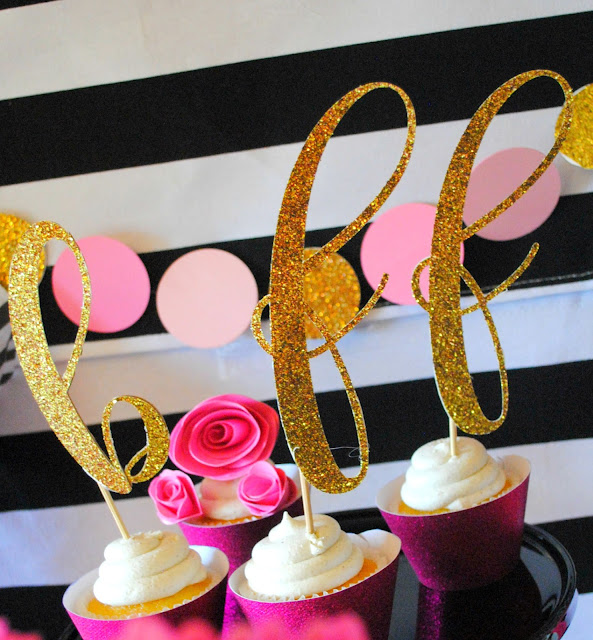 Happy BFF party. Inspiration found at FizzyParty.com