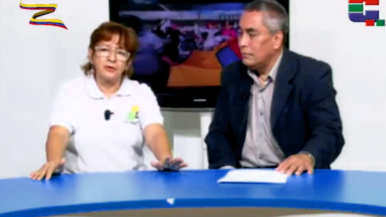 """""""El objetivo del Congreso Regional es un pacto social por la paz"""": Luz Helena Bernal"""