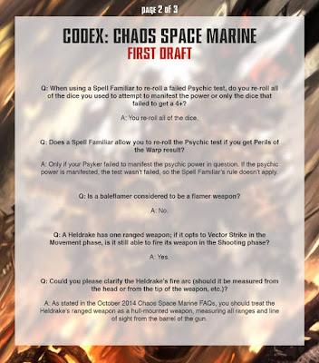 chaos space marine codex pdf 7th edition