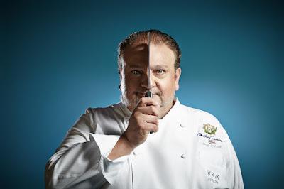 Reality vai mostrar que tempero é o que não falta na vida do chef mais querido da TV - Divulgação