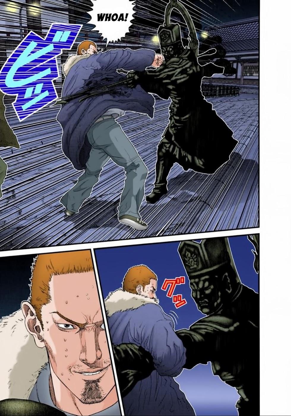 Gantz Chap 68: Đổ bộ trang 7
