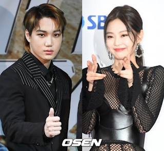 "YG Entertainment releases their ""statement"" regarding Kai and Jennie's dating report"
