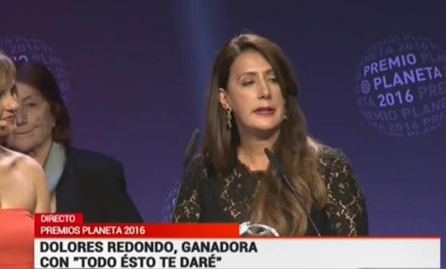el club de los libros perdidos, Premio Planeta, Dolores Redondo, Best Sellers, libro recomenado