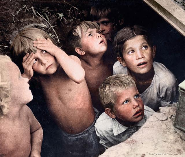 omorfos-kosmos.gr - 20 ιστορικές ασπρόμαυρες φωτογραφίες ζωντανεύουν με χρώματα