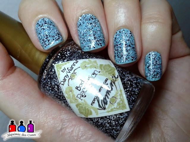 Dany Vianna, Glitter, Bad Reception, Orly, Gumdrop, verde, esmalte, nail polish