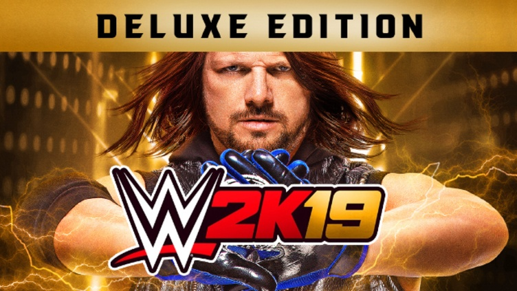 wwe 2k19 digital deluxe edition + 4 dlcs