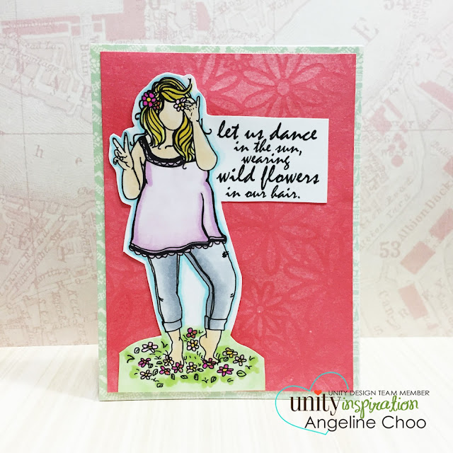 ScrappyScrappy: Unity Stamp Birthday Blog Hop + NEW VIDEOS #scrappyscrappy #unitystampco #card #cardmaking #stamp #stamping #papercraft #scrapbook #craft