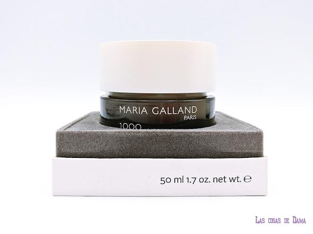 Crème Mille Perle Sublime Maria Galland alta cosmética tratamiento facial skincare belleza navidad regalos beauty paris