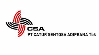 PT. CATUR SENTOSA ADIPRANA