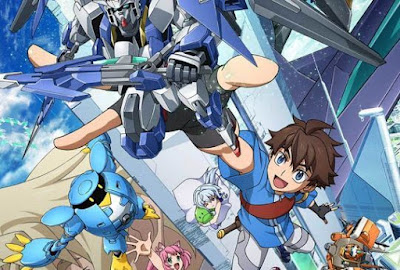 Gundam Build Divers Subtitle Indonesia Batch