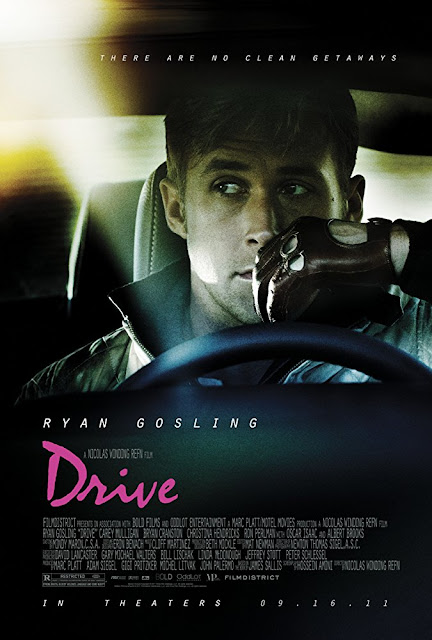 Drive 2011 movie poster