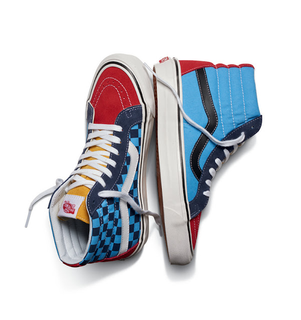 Valentine Collection by Vans for Valentine Day