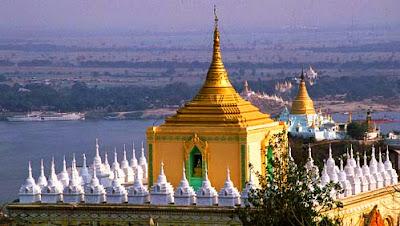 Irrawaddy at Mandalay