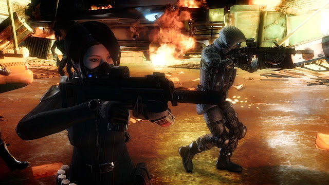 Resident Evil Operation Raccoon City Free PC Game Full Version Gameplay