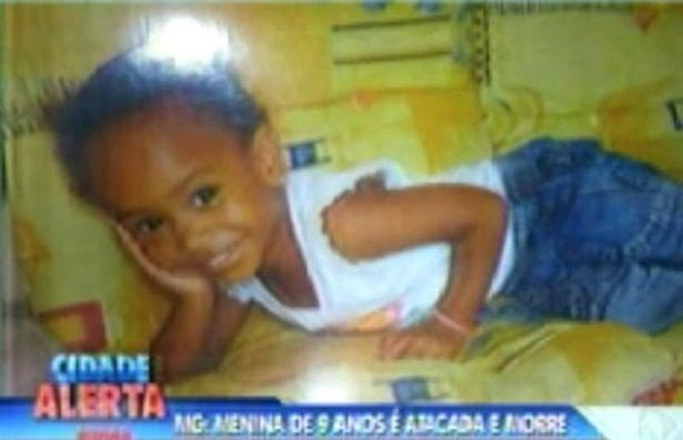 Man arrested after raping 10-year-old girl and ripping out her heart out in Brazil