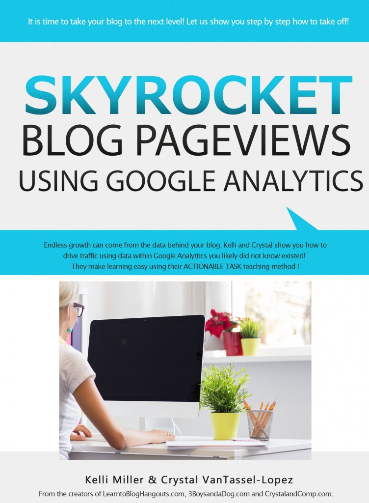 Skyrocket Your Blog Pageviews with Google Analytics
