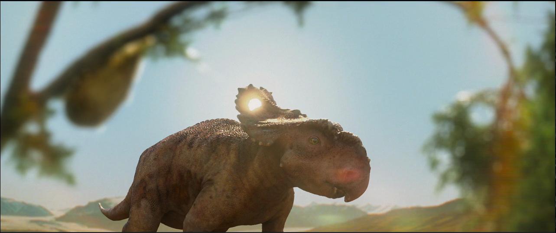Caminando Entre Dinosaurios (2013) BRRip 720p HD INGLES Subs ESPAÑOL 5