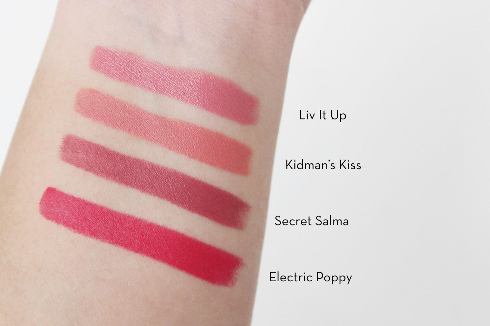 �ล�าร���หารู��า�สำหรั� Charlotte Tilbury Lipstick Liv It Up