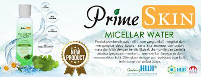 Primeskin Micellar Water