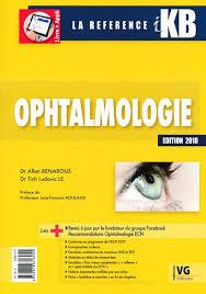 Télécharger Ophtalmologie Édition 2018 - Allan BENAROUS PDF gratuit