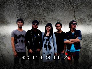 Lirik : Geisha - Lumpuhkan Ingatanku