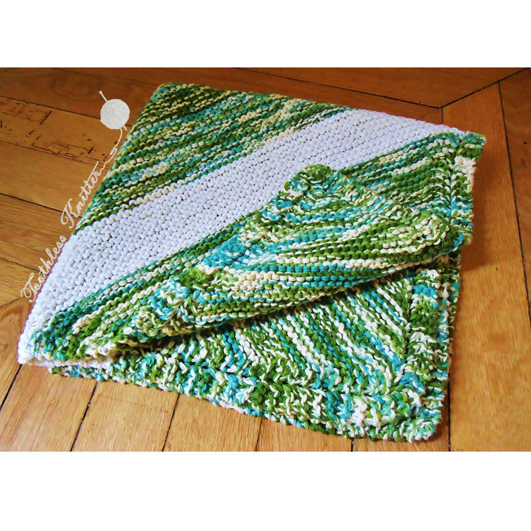 Baby Blanket for the Little One / Kocyk dla Maluszka
