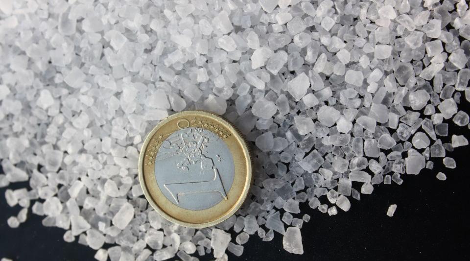 Garam Pada Zaman Yunani Kuno sejarah