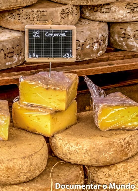 Marché alimentaire Saint-Antoine Célestins Lyon