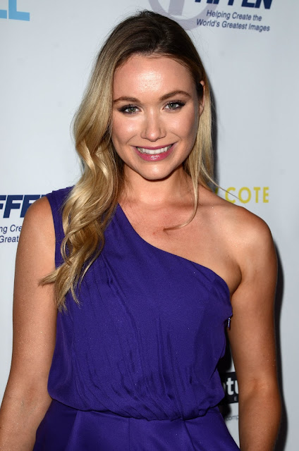 "Actress, @ Katrina Bowden - ""Hard Sell"" Screening in Hollywood"