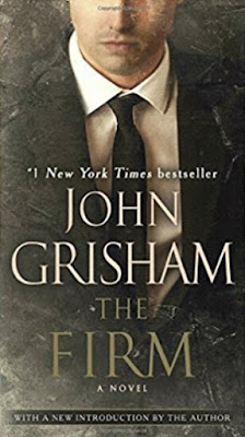 The Firm by John Grisham (book cover)