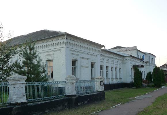 Нежин. Дом, в котором жил латышский живописец академик Ю. И. Феддерс