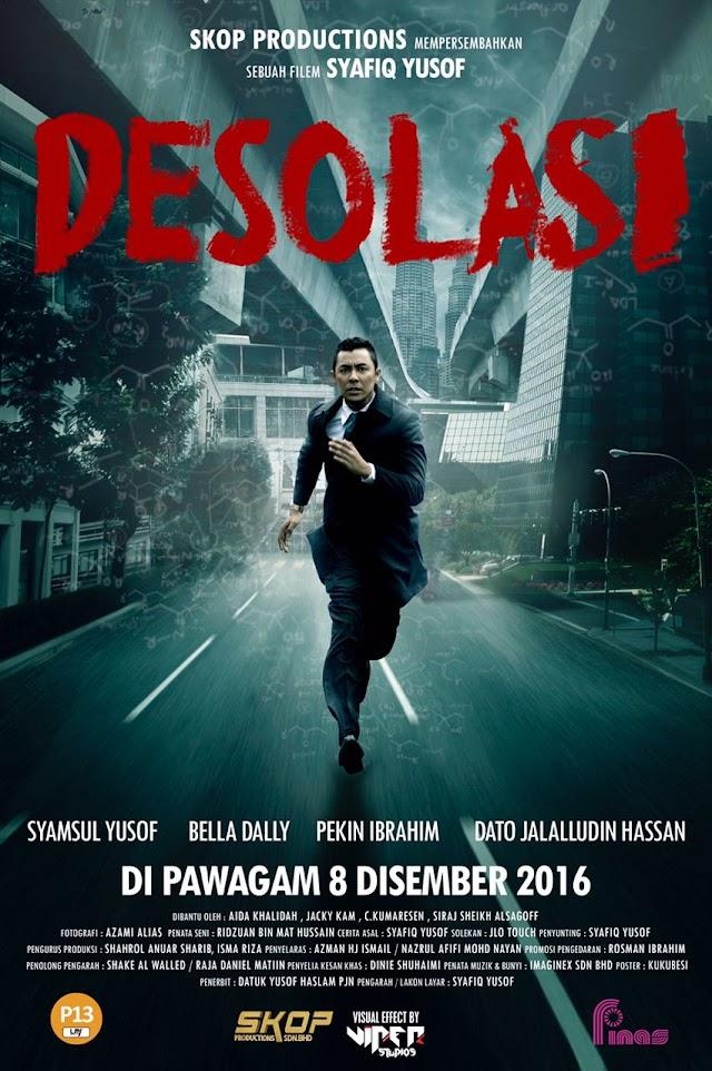 Sinopsis Filem Desolasi (2016)