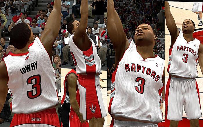 596810b2719 NBA 2K13 Toronto Raptors Jersey Pack - NBA2K.ORG