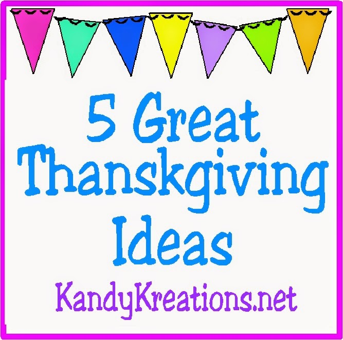 Find some great Thanksgiving crafts and recipes from last weeks Dare to Share linky party, where your favorite bloggers share their favorite ideas.  Find a great Thansgiving turkey card, a pinecone turkey, Gratitude Challenge, party favors, and an easy turkey recipe.