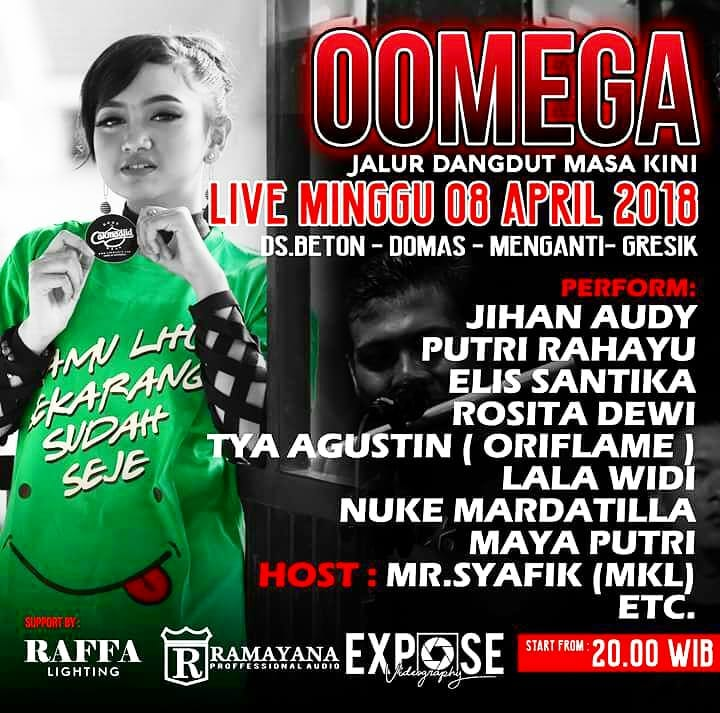 Download Lagu Rena Movie - 14  Malam - OM OOMEGA Mp3