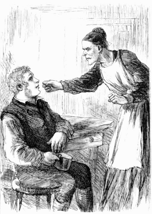 the importance of the character of mrs joe in great expectations by charles dickens Alison light finds great expectations a surprisingly uplifting novel,  the furious, unbiddable mrs joe,  charles dickens share on facebook.