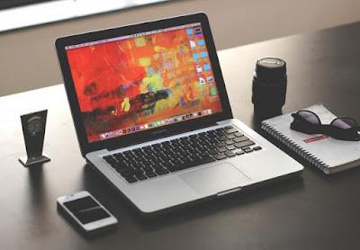 contoh laptop desain grafis dan multimedia