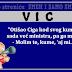 """VIC: """"Otišao Ciga kod svog kuma, sada već ministra, pa ga moli: - Molim te, kume, 'aj mi..."""""""